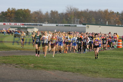 400 Meters, D4 GIRLS - 2017 MHSAA LP XC FINALS