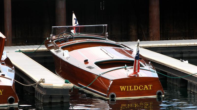 """28' 1931 """"Wildcat"""""""
