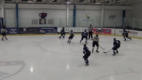 Jake Hockey Turkey Tourney - Game 1 Video (two goals - 13 & 43)