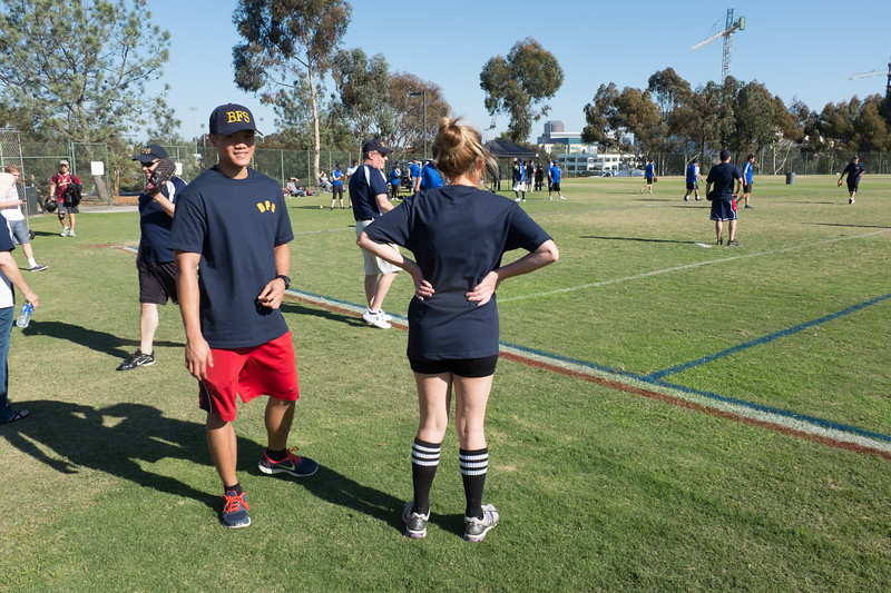 UCSD softball tournament