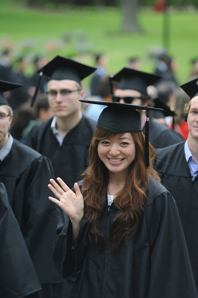 2010 Bard Commencement