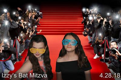 Izzy's Bat Mitzvah 4-28-18