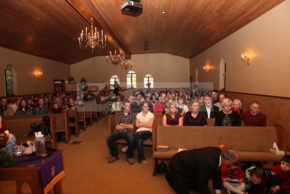 2011 Fredonia Church Christmas Morning