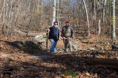 Hike to Doyles River with Noble Cook