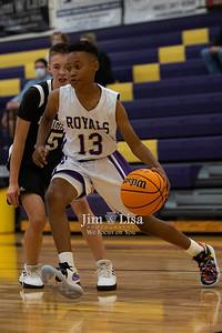 Basketball (8th Grade Boys) vs OKC Knights, November 30