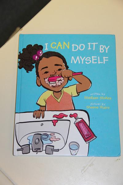 Child's Book Reading, Child Development, Tamaqua (1-30-2013)