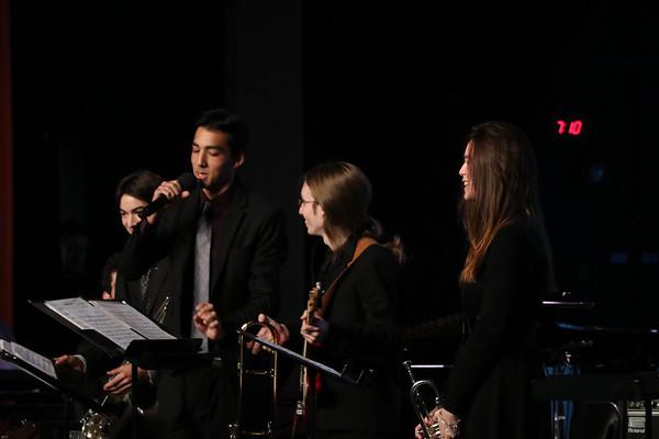 Westlake HS Jazz 14 Dec 2017