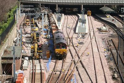 Edinburgh Waverley Remodelling