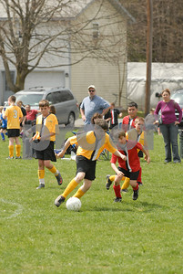 Red vs Gold - 4-18-09