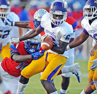 Byrnes Plays Host To Northwestern