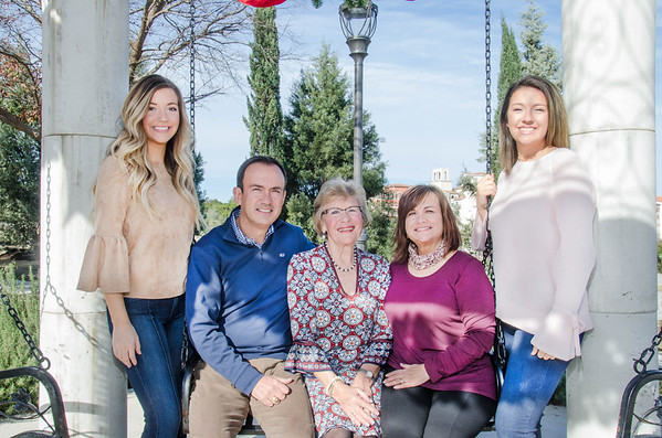 Redo Sylvia Family Portrait