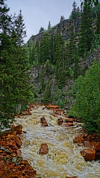 Ouray Colorado Mining District
