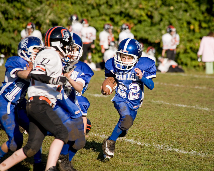 Oct 12, 2008 - Stoneham Vs. Winchester - E Team