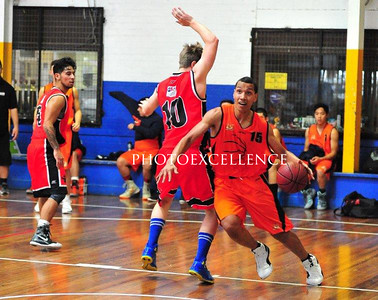 Central Bulls vs Hoops Academy