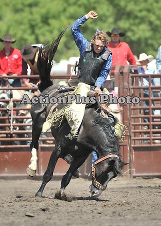 2011 CHSF Saddle Bronc