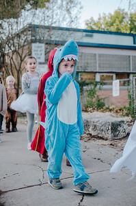 2019-2020 Kindergarten Halloween