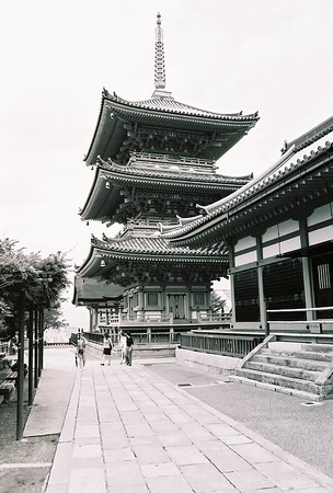 Kiyomizu Temple (Kyoto)