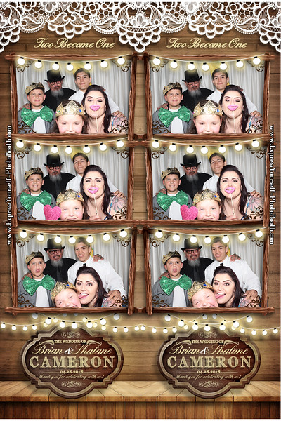 Brian and Shalane Wedding 4-28-2018