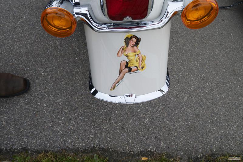 Woody's breakfast ride, 30 Sep 2012