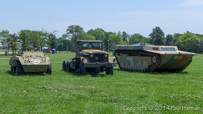 American Farm Heritage Museum - Greenville, IL (former Alton, IL  MM AFVs)