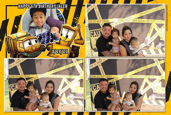 Jalen's Birthday