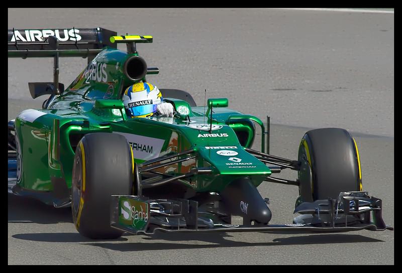 F1 Grand Prix du Canada 2014
