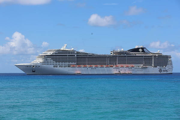 Extraordinary Cruise (MSC Divina)