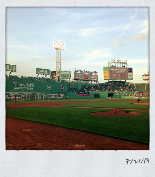 Baseball Stadium #3