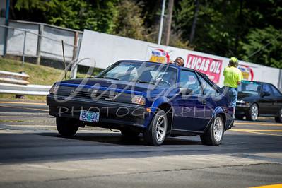 NHRA Drag Racing - May 25, 2014