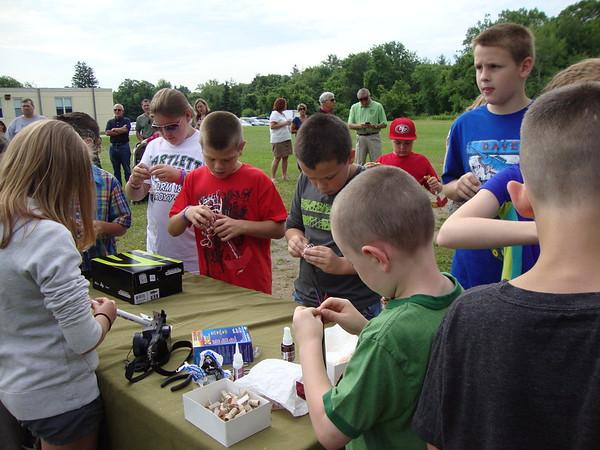 Rocket Launches at Pollard - Mrs. Vengren's 4th Grade Class