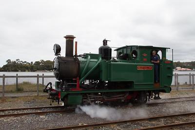 2015_12_04 - Hobart to Strahan
