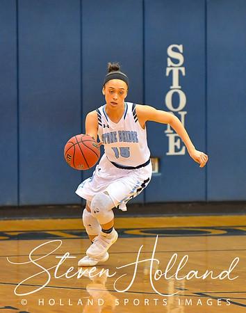 Basketball Girls Varsity - Stone Bridge vs Dominion 12.04.2018 (by Steven Holland)