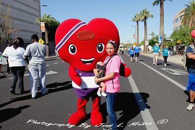2014-03-29 American Heart Assoc. Heart Walk