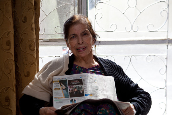 Visit to Pindi to check Mummys health 2012