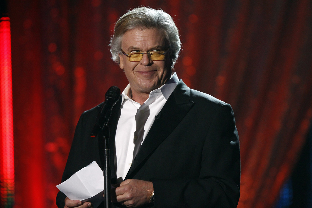 """. Comedian Ron White hosts the CMT \""""Artists of the Year\"""" show held at the Music City Center on Tuesday, Dec. 3, 2013, in Nashville, Tenn. White performs July 20 at the Hard Rock Rocksino at Northfield Park. For more information, visit hrrocksinonorthfieldpark.com. (Photo by Wade Payne/Invision/AP)"""