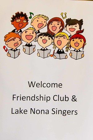 The Sound of Music - Friendship Club 3 -8-2019