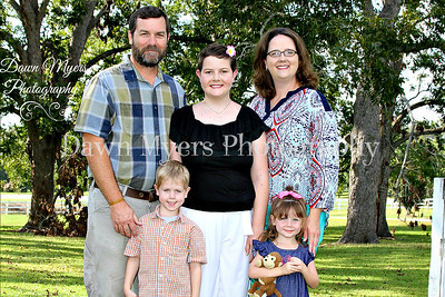 The Pitts Family