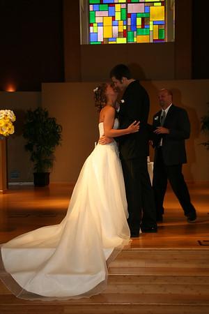 Jenn & Paul Wedding May '08: Rehearsal Dinner thru Vows