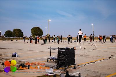 Rehearsal on Oct 13, 2020
