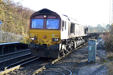 Kent & Tonbridge Yard   19/11/16