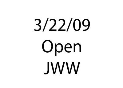 03-21-09 FCDTC Agil