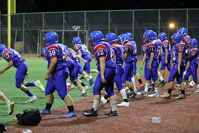Freshman Football Photos