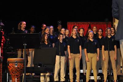 8th grade Winter Concert