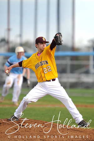 Baseball - Varsity: Broad Run vs Stone Bridge 4.17.2015 (by Steven Holland)