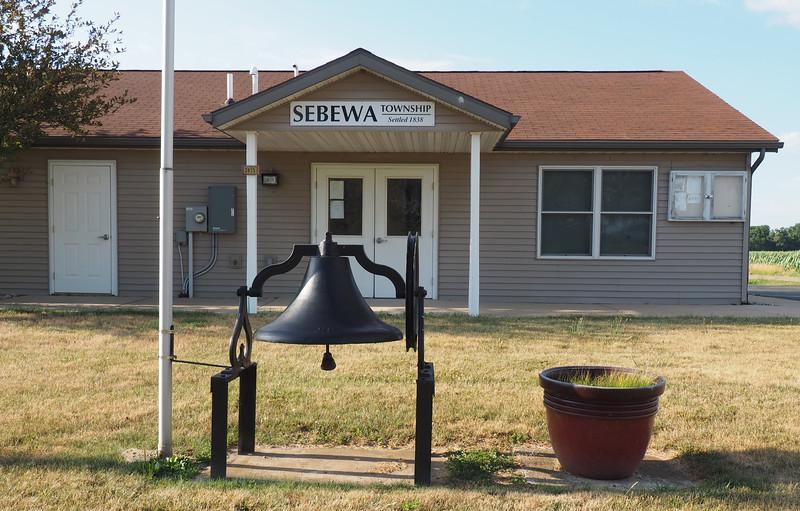 Sebewa Township Hall