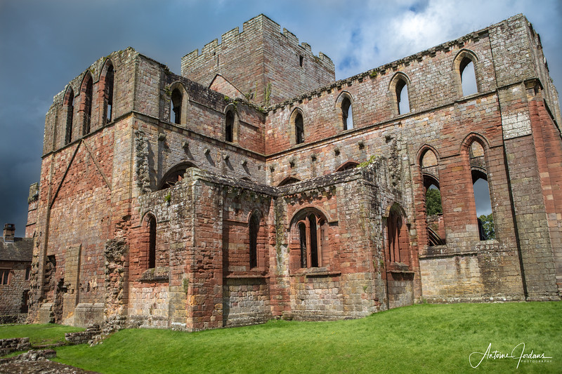 Lanercost priory, Lkae district, UK