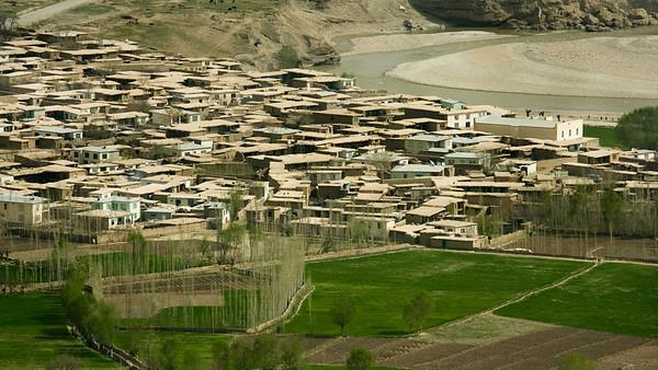 Afghanistan Faizabad Landscapes