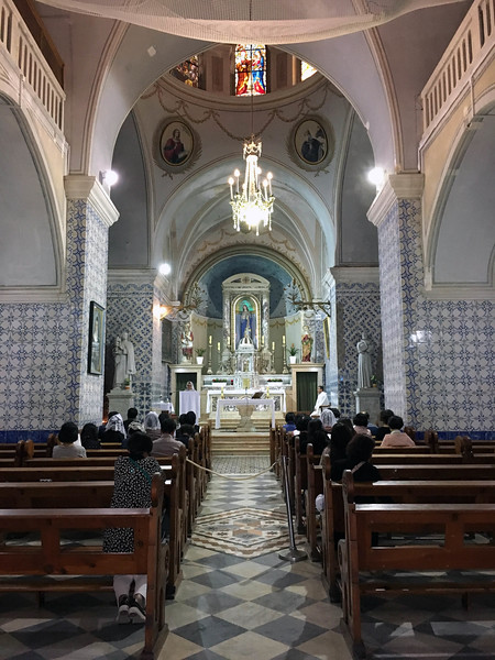 Interior, St. John ba Harim