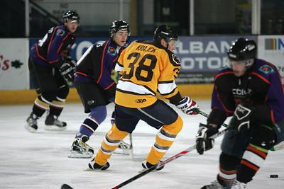 Coventry Bruins Vs Nottingham Phantoms 12/02/2012