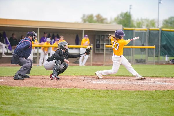 2021-05-04 Baseball vs Prairie Heights